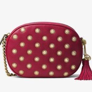 MICHAEL Kors Ginny Studded Medium Messenger Bag